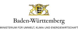 Logo Ministerium für Umwelt, Klima und Energiewirtschaft Baden-Württemberg